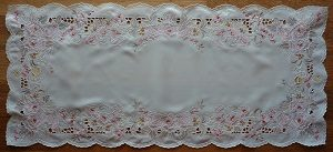 Lace - Cornelia - Runner - Oblong - 2 sizes available