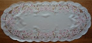 Lace - Cornelia - Runner - Oval