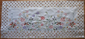 Lace - Grandi Flora - Runner - Oblong - 3 sizes available