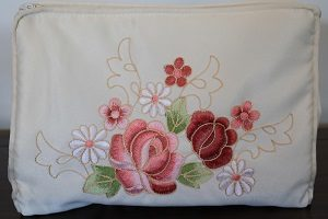 Toiletry Bag - Rosanna
