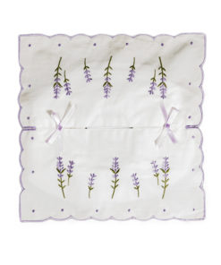 Tissue Box Cover - Lavender Dreams