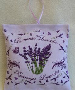 Lavande Romantique - Lavender Sachet - Filled