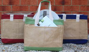 custom picnic bags