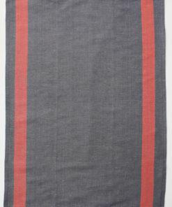Kitchen - Tea Towel - Yarn Dye Border Stripe - Single