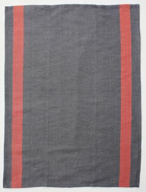 Kitchen - Tea Towel - Yarn Dye Border Stripe - Single