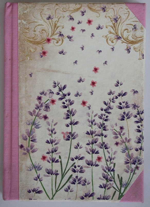 Notebooks - Lavender Collection