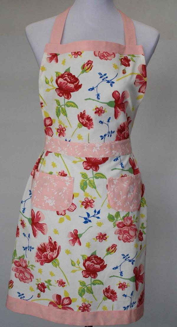 In Bloom Full Apron - All Over Print