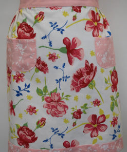In Bloom Waist Apron  - All Over Print