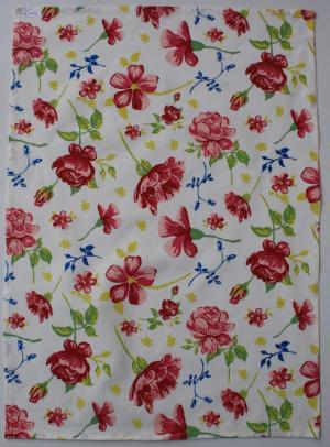 In Bloom Tea Towel  - All Over Print
