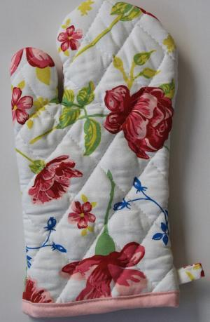 In Bloom Single Oven Mitt