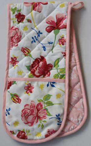 In Bloom Double Oven Mitt