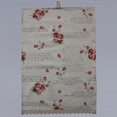 Tea Towel - Love Letters