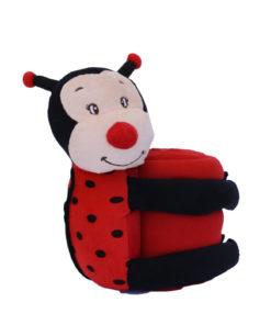 Blanket Buddies - Ladybird