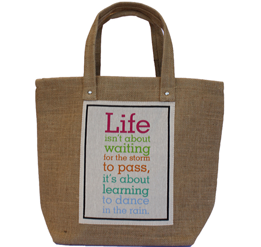 Food For Thought Bag - Life